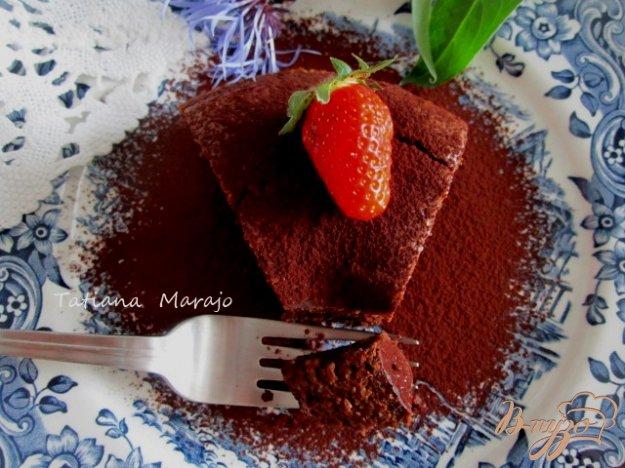 Рецепт Шоколадный пирог с сыром Маскарпоне