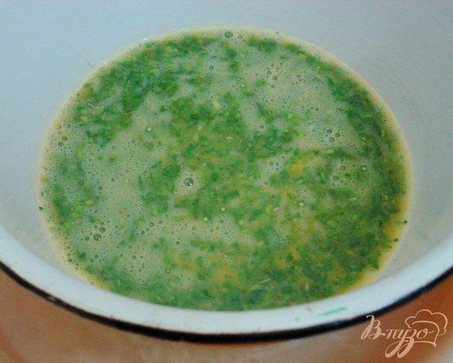 Фото приготовление рецепта: Суп пюре из кабачков с яичным суфле шаг №4