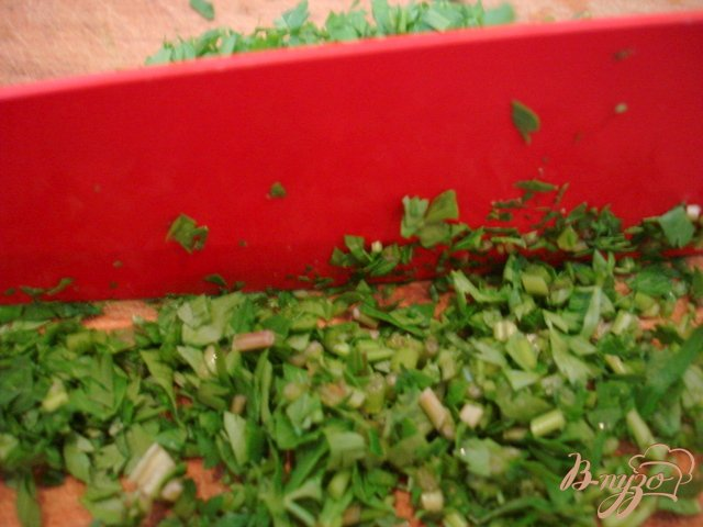 Фото приготовление рецепта: Суп пюре из кабачков с яичным суфле шаг №3
