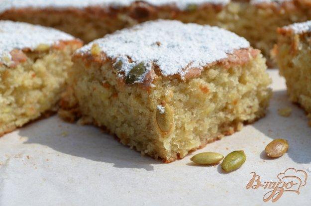 Рецепт Бананово-медовый кекс