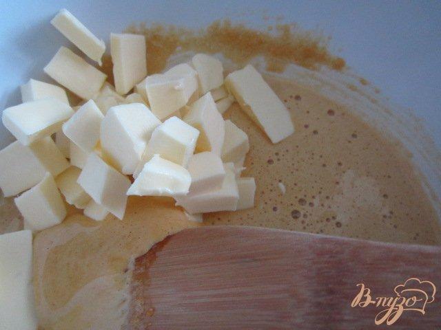 Фото приготовление рецепта: Английский морковный кекс шаг №4