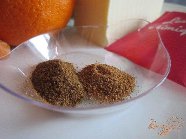 Фото приготовление рецепта: Английский морковный кекс шаг №2