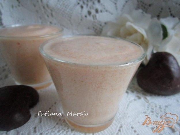 фото рецепта: Фруктовый гоголь-моголь
