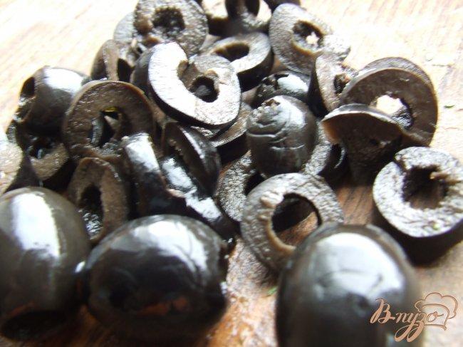 Фото приготовление рецепта: Солянка с копченостями шаг №6