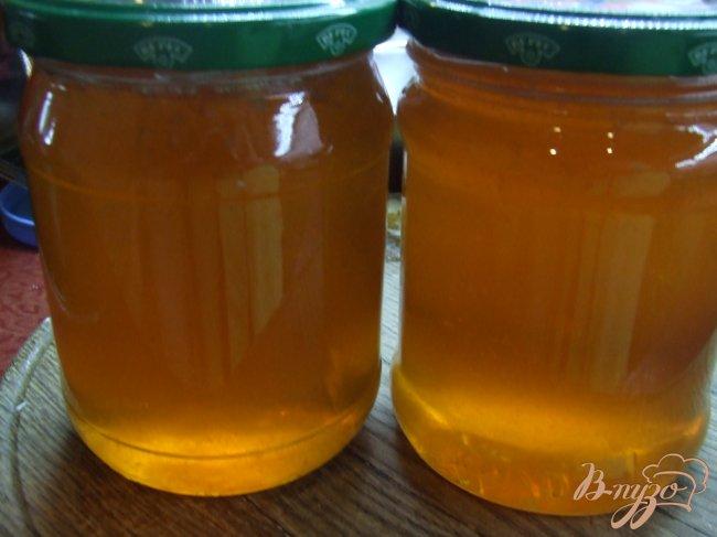 Фото приготовление рецепта: Яблочный «мёд» шаг №5