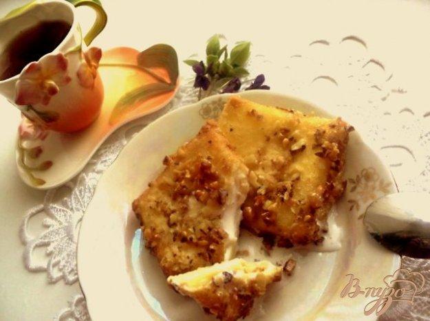 фото рецепта: Десерт « Лед и пламя»