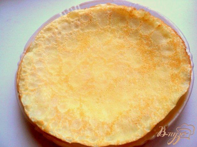Фото приготовление рецепта: Десерт « Лед и пламя» шаг №3