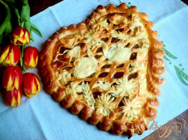 Рецепт Пирог «Сердце»