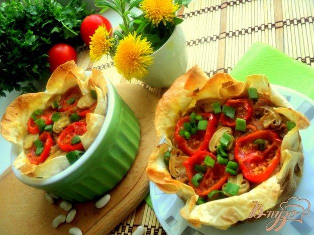 Рецепт Фасолевый паштет