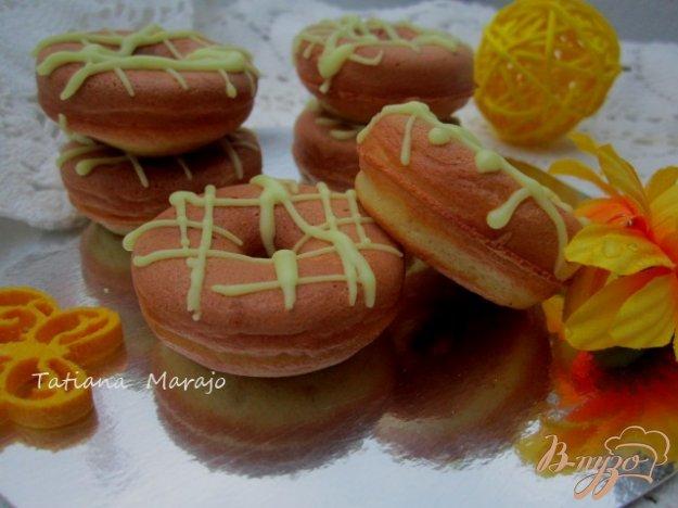 Рецепт Лимонные пончики