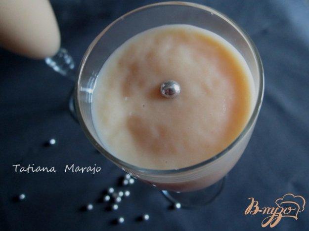 Рецепт Молочный коктейль с дыней и яблоком