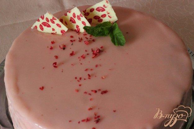 Рецепт *Клубничный* торт