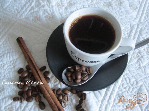 Рецепт Кофе с вишневым соком и пряностями