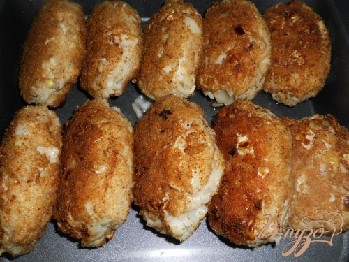 Ленивые голубцы в духовке