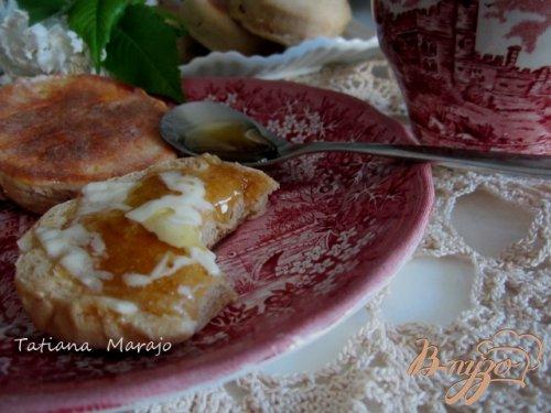 Кофейные булочки для завтрака