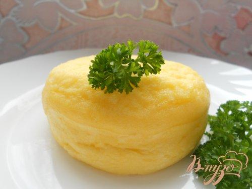 Омлет, приготовленный в банке