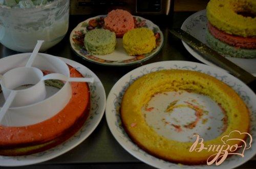 Торт праздничный пасхальный