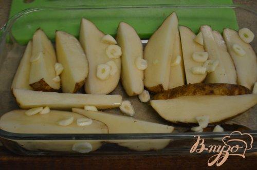 Картофель по -гречески