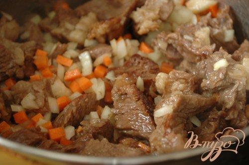 Мясо тушеное