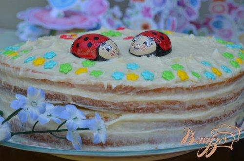 Торт на Мамин День