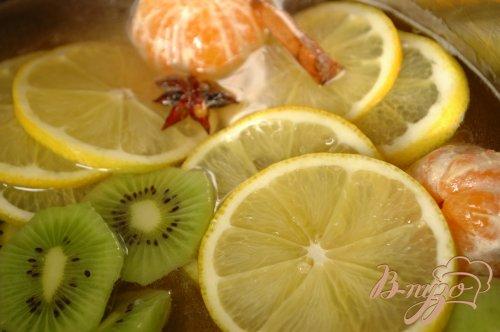 Цукаты из фруктов