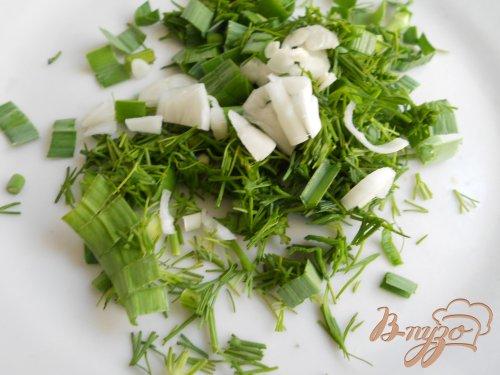 Картофель молодой с маслом, чесноком и укропом
