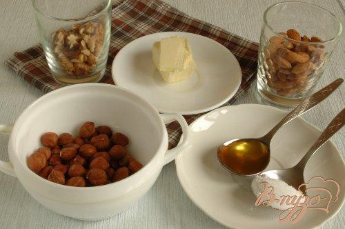 Гранола ореховая