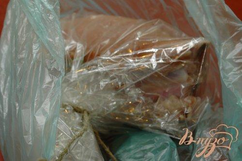 Томленое мясо в пакете