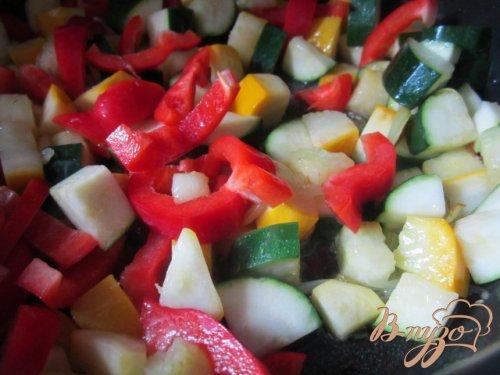 Овощное рагу по-провансальски