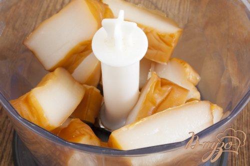 Бутербродное масло с кальмаром