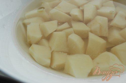 Суп с «комочками»