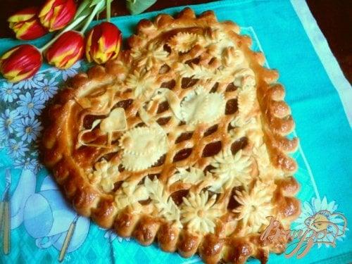 Пирог «Сердце»