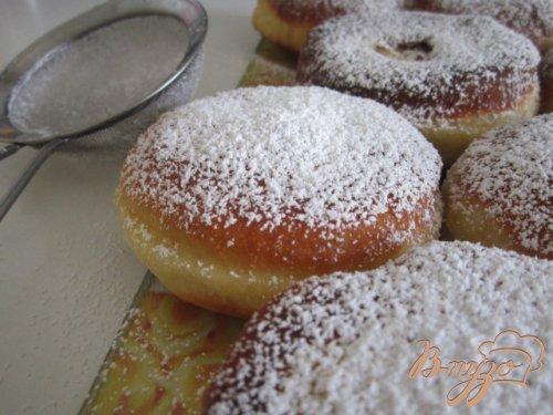 Немецкие пончики Krapfen