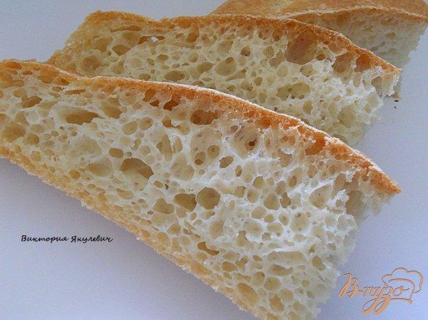 Рецепт Домашняя чиабатта, нюансы приготовления