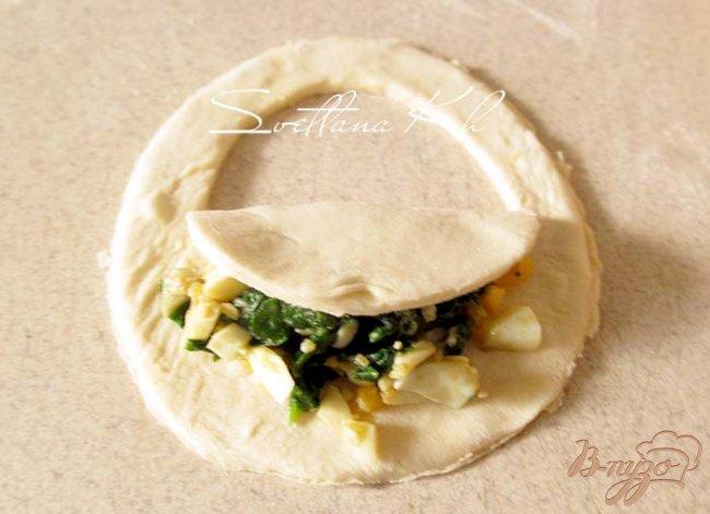 Фото приготовление рецепта: Пирожки -