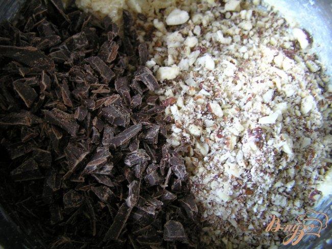 Фото приготовление рецепта: Шоколадное печенье с солью от Армана Арналя шаг №3