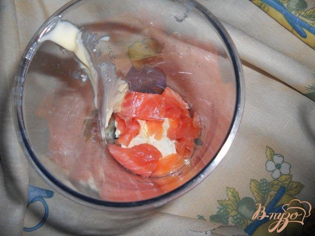 Фото приготовление рецепта: Цукотто из форели шаг №2