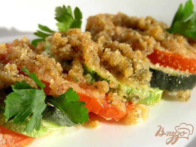 Рецепт Овощи в стиле гратен