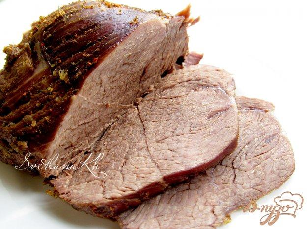 Рецепт Буженина из говядины.