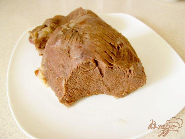 Фото приготовление рецепта: Буженина из говядины. шаг №5