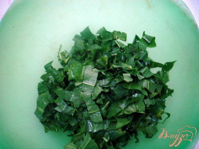 Фото приготовление рецепта: Щавелевый деревенский суп шаг №1