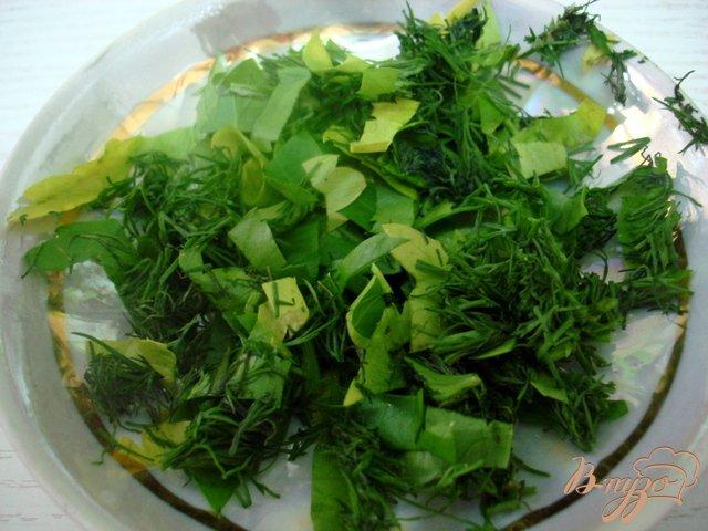 Фото приготовление рецепта: Щавелевый деревенский суп шаг №2