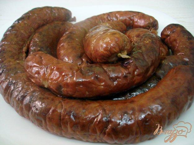 Фото рецепт печеночной колбасы в домашних условиях