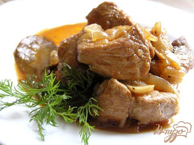 Рецепт Филиппинское адобо из свинины