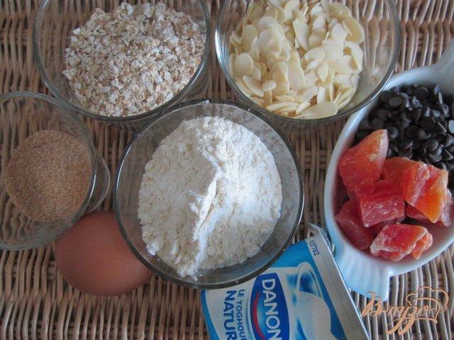 Фото приготовление рецепта: Овсяные лепешки шаг №1