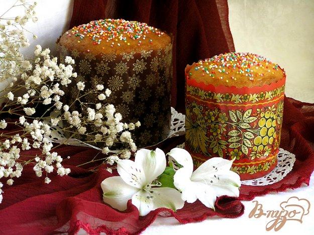 Рецепт Творожные кексы с цукатами и апельсином