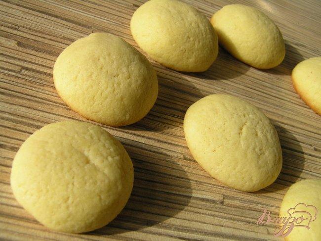 Фото приготовление рецепта: Печенье Нан Хати шаг №7