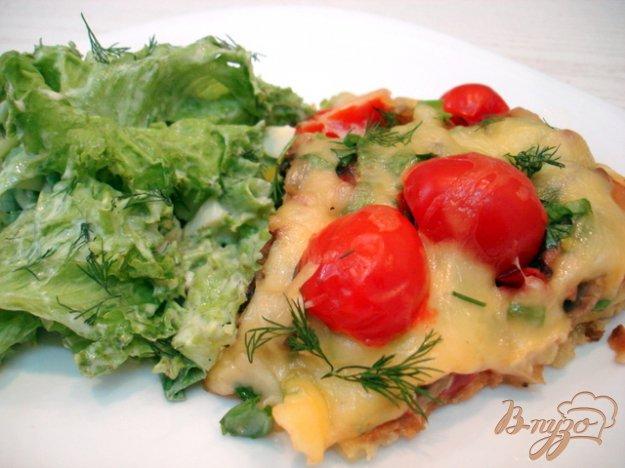 Рецепт Картофельная *пицца*