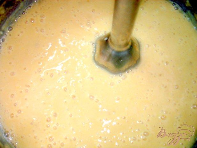 Фото приготовление рецепта: Суп пюре гороховый шаг №4