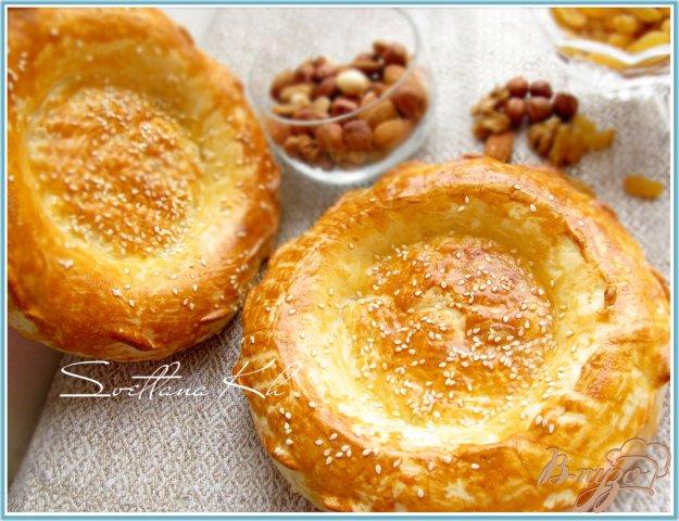 Рецепт Сдобные узбекские лепешки без дрожжей